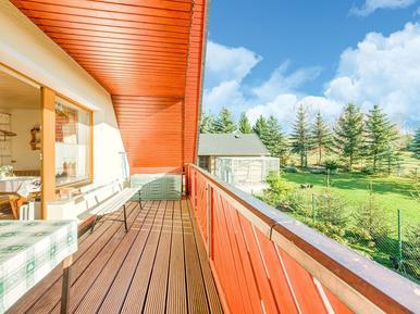 Gemütliches Ferienhaus : Region Erzgebirge für 5 Personen