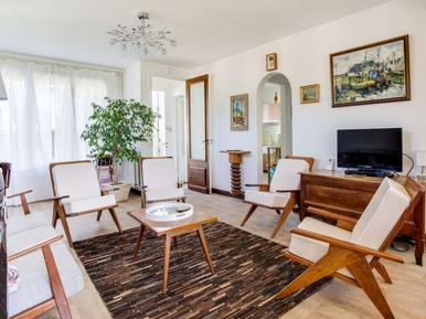 Gemütliches Ferienhaus : Region Cabourg für 6 Personen