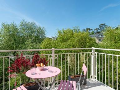 Für 6 Personen: Hübsches Apartment / Ferienwohnung in der Region Trouville-sur-Mer