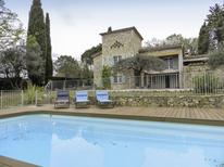 Maison de vacances 1532013 pour 10 personnes , Le Rouret