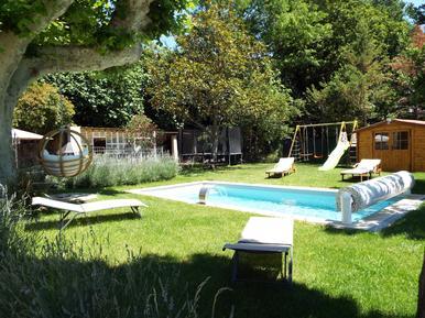 Für 4 Personen: Hübsches Apartment / Ferienwohnung in der Region Avignon