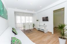 Appartement 1533428 voor 5 personen in Granada