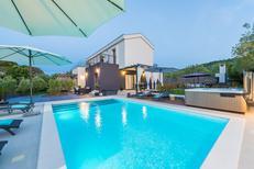 Maison de vacances 1533443 pour 8 personnes , Ždrelac