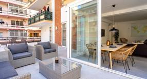 Appartement 1533867 voor 6 personen in Fuengirola