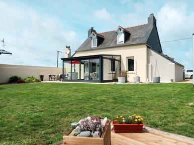 Gemütliches Ferienhaus : Region Pleubian für 4 Personen