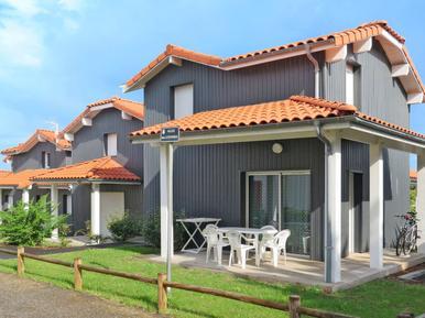 Gemütliches Ferienhaus : Region Mimizan für 6 Personen