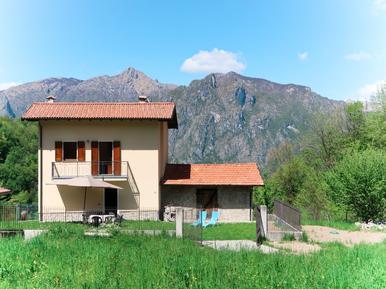Gemütliches Ferienhaus : Region Luganer See für 7 Personen