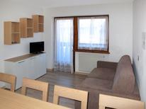 Ferienwohnung 1535740 für 5 Personen in Tesero