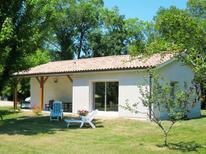 Maison de vacances 1538093 pour 4 personnes , Civrac-en-Médoc