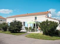 Maison de vacances 1538156 pour 6 personnes , Saint-Vincent-sur-Jard