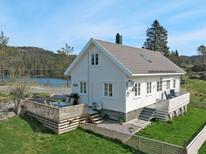 Casa de vacaciones 1538683 para 6 personas en Brådland