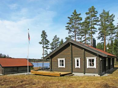 Gemütliches Ferienhaus : Region Akershus für 5 Personen