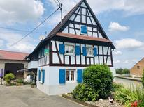 Holiday home 1539772 for 4 adults + 2 children in Mutzenhouse