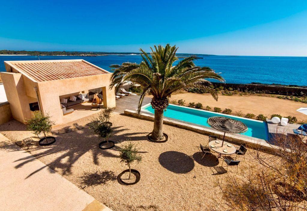 Ferienhaus mit Privatpool für 12 Personen ca 250 m² in Colònia de Sant Jordi Mallorca Südküste von Mallorca