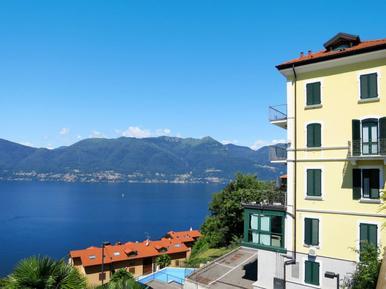 Für 4 Personen: Hübsches Apartment / Ferienwohnung in der Region Lago Maggiore