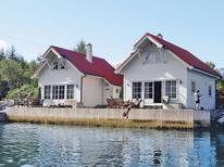 Maison de vacances 1540632 pour 8 personnes , Hanøyna