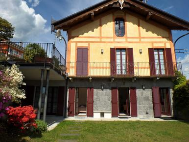 Für 9 Personen: Hübsches Apartment / Ferienwohnung in der Region Lago Maggiore