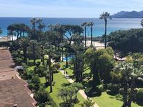 Rekreační byt 1541534 pro 2 dospělí + 2 děti v Cannes