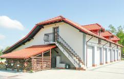 Ferienwohnung 1542755 für 4 Erwachsene + 2 Kinder in Borcz