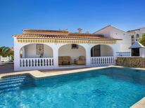 Holiday home 1543894 for 6 persons in Playa de Albir