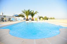 Holiday home 1544052 for 10 adults + 2 children in Lora del Río