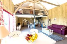 Maison de vacances 1544870 pour 6 personnes , Chemillé-sur-Dême
