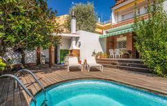 Maison de vacances 1544937 pour 8 personnes , Malgrat De Mar