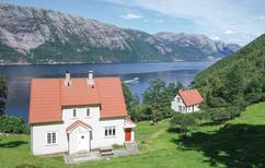 Holiday home 1545120 for 8 persons in Fløyrli