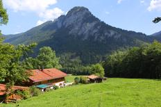 Holiday home 1545550 for 3 adults + 1 child in Aschau im Chiemgau