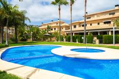 Appartement de vacances 1546289 pour 2 personnes , Jávea