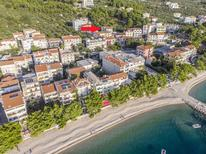 Appartement 1546847 voor 4 personen in Tučepi