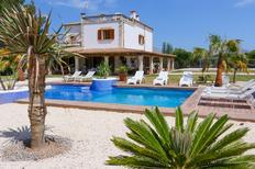 Holiday home 1546885 for 9 adults + 3 children in Pollença