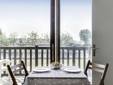 Für 2 Personen: Hübsches Apartment / Ferienwohnung in der Region Trouville-sur-Mer