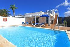 Villa 1548583 per 4 persone in Playa Blanca
