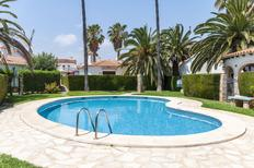 Holiday home 1550607 for 4 persons in Oliva
