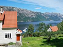 Holiday home 1550662 for 8 persons in Fløyrli