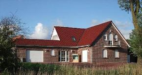 Holiday apartment 1551265 for 4 persons in Dornumersiel