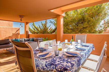 Für 10 Personen: Hübsches Apartment / Ferienwohnung in der Region Costa-del-Sol
