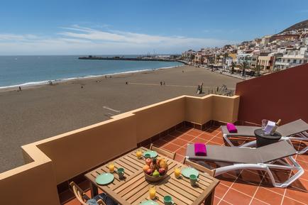 Für 4 Personen: Hübsches Apartment / Ferienwohnung in der Region Gran Tarajal