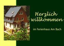 Appartement 1552330 voor 2 personen in Triberg im Schwarzwald