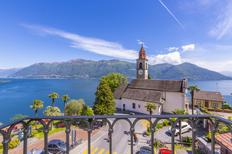 Holiday apartment 1552409 for 4 persons in Ronco sopra Ascona