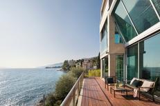 Appartement 1552800 voor 4 volwassenen + 1 kind in Opatija