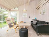 Appartement 1553050 voor 6 personen in Nørlev Strand