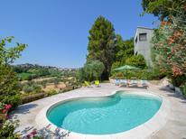 Maison de vacances 1553677 pour 8 personnes , Todi