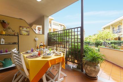 Für 4 Personen: Hübsches Apartment / Ferienwohnung in der Region Alghero