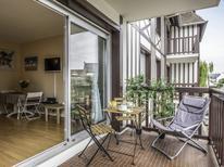 Apartamento 1554321 para 2 personas en Deauville