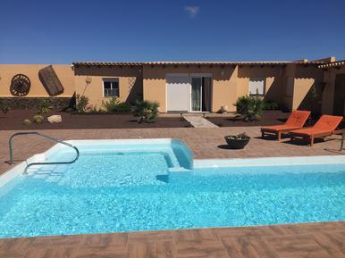 Gemütliches Ferienhaus : Region Fuerteventura für 4 Personen