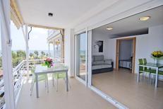 Appartement 1555406 voor 4 personen in Salou
