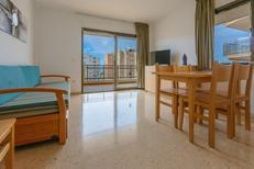 Appartement 1555410 voor 4 personen in Salou