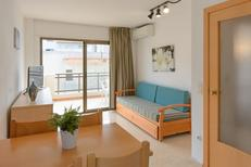 Appartement 1555419 voor 3 personen in Salou